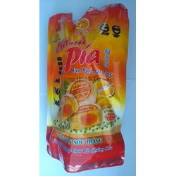 Bánh Pía Đậu Xanh Sầu Riêng Đặt Biệt 1 Trứng 550g 5 cái