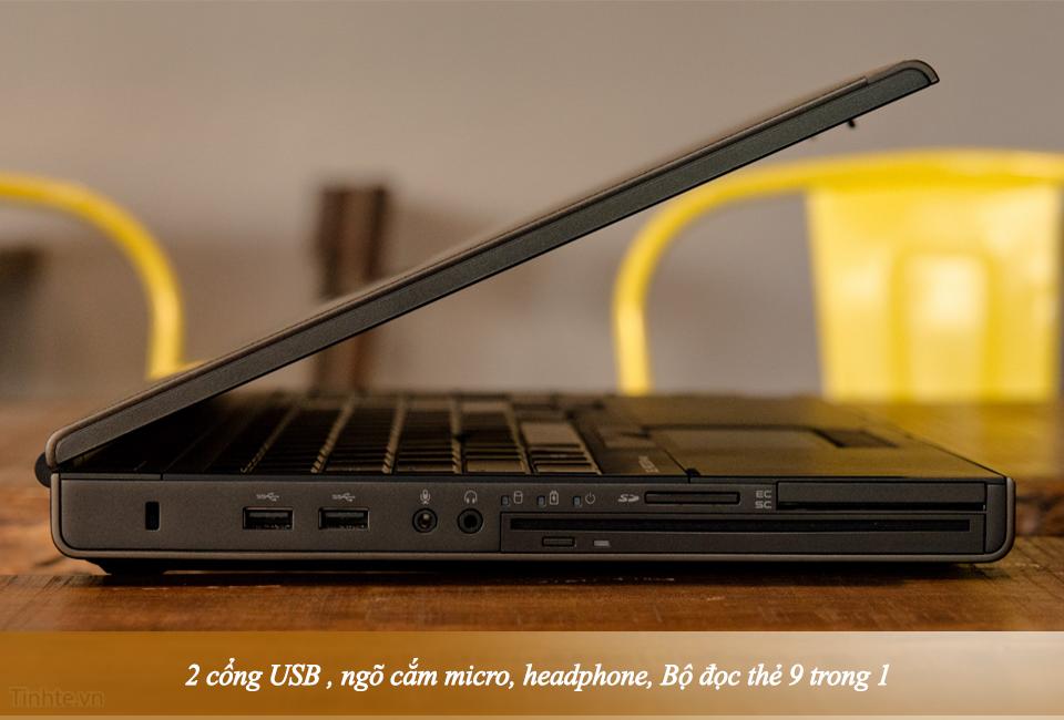 Dell Precision M4800 Core-i7 4900MQ Ram 8GB \ Ổ cứng SSHD 500GB 9