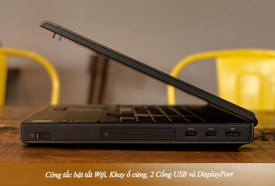 Dell Precision M4800 Core-i7 4900MQ Ram 8GB \ Ổ cứng SSHD 500GB 7