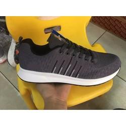 giày thể thao nam mẫu mới, vải nhẹ, êm chân