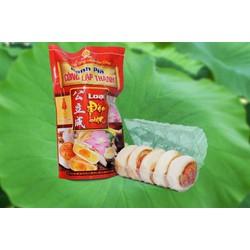 Bánh Pía Đậu Xanh Sầu Riêng Đặt Biệt 550g 5 cái
