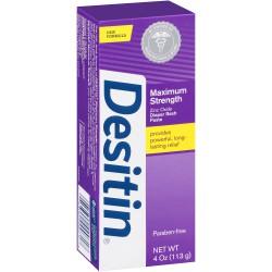 Kem chống hăm Desitin Maximum Strength 113g chính hãng Mỹ