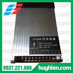 Nguồn led 5V 70A ngoài trời vỏ nhôm