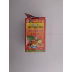 Bánh Pía Đậu Xanh Sầu Riêng 2 Trứng 400g 4 cái