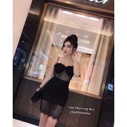 Đầm Body Ren Quảng Châu