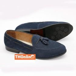 Giày loafer da lộn thời trang sành điệu – Mã C6