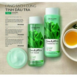 Bộ Tinh dầu trà chăm sóc da đầu hiệu quả