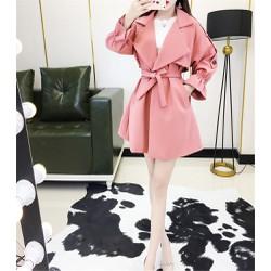 Áo khoác nữ đẹp thắt eo thời trang siêu Kute