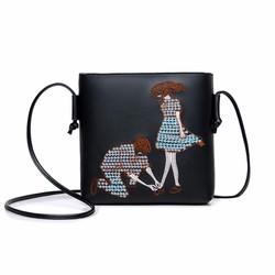 Túi xách nữ-Túi đeo chéo