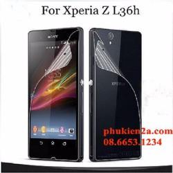 Dán màn hình Sony Xperia Z itop