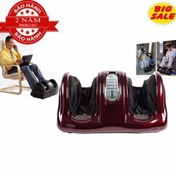 Máy massage chân giảm căng thẳng stress  Đỏ và Đen