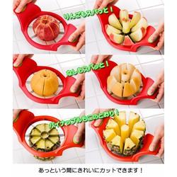 Dụng cụ tạo hình củ quả, bổ táo - Nhật Bản