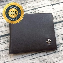 Ví da nam cao cấp VW nam tính mạnh mẽ
