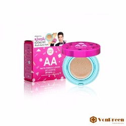 Phấn Nước AA Matte Powder Cushion Oil Control