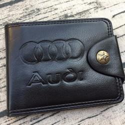Ví da nam cao cấp Audi nổi bật mang phong cách hiện đại