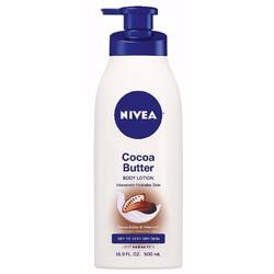 Sữa dưỡng thể Nivea Cocoa  Butter Body Lotion 500ml