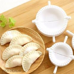 Bộ 3 Khuôn Làm Bánh Xếp, Sủi Cảo  Tashuan
