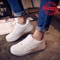 [Greenlife Shop] Giày thể thao màu trắng