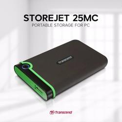Ổ Cứng Gắn Ngoài  1TB Storejet2.5 MC Portable HDD Type C