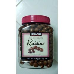 Socola Raisins nhân nho 1500g