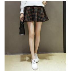 Chân váy bầu cực xinh - chất dạ dày dặn