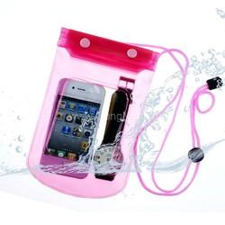 Túi đựng điện thoại chụp hình dưới nước đi mưa kèm dây đeo