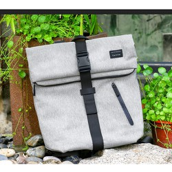 Balo laptop Cartinoe Freeman Backpack Grey