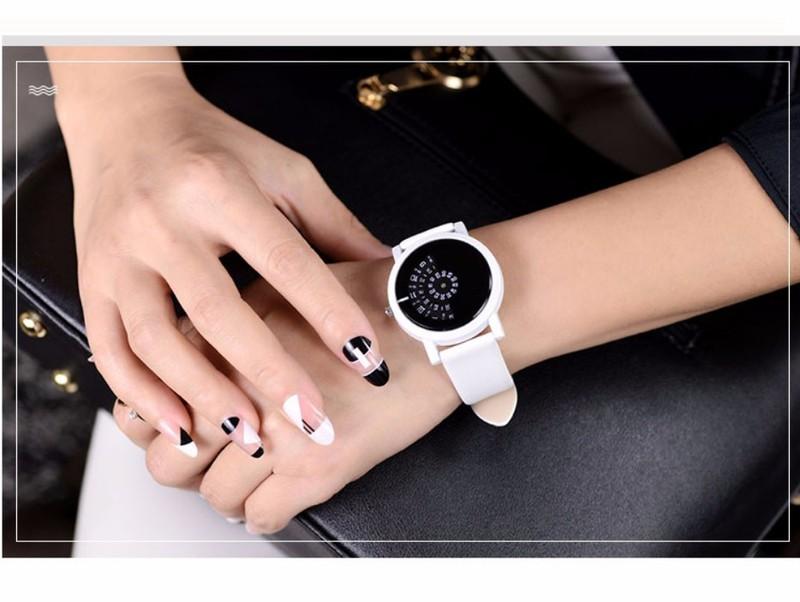 Đồng Hồ Nữ Thời Trang F0055 3