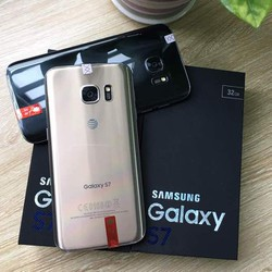 Samsung Galaxy S7 Gold Black