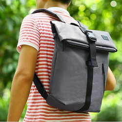 Balo laptop Cartinoe Freeman Backpack Dark Grey