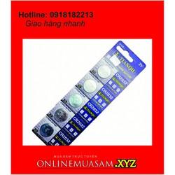 Pin Cmos Lithium CR2032 3V chính hãng chất lượng