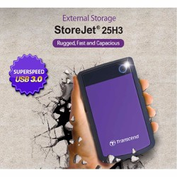 Ổ cứng  2TB StoreJet2.5 H3P  Portable HDD