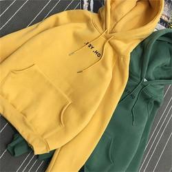 Áo hoodie OH YES hàng Quảng Châu