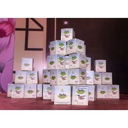 Trà thảo mộc hổ trợ giảm cân tan mỡ vy tea