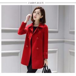 Áo khoác nữ thời trang phong cách Hàn Quốc AK6DO