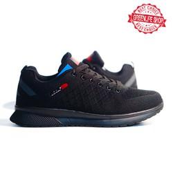 [Greenlife Shop] Giày thời trang nam Full đen