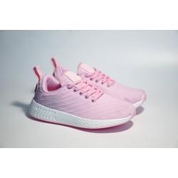 [Greenlife Shop] Giày Sneaker nữ màu hồng