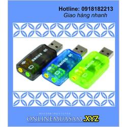 USB âm thanh 3D 5.1 Sound
