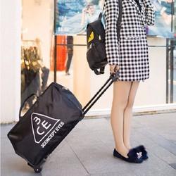 Túi du lịch có tay kéo tiện lợi