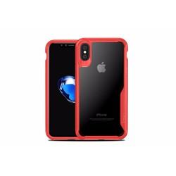 Ốp lưng iPaky lưng trong viền mềm iPhone X