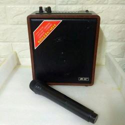 Loa Karaoke Di Động Kèm Micro Có Dây A061