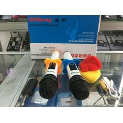 Micro không dây Qisheng xịn cho loa kéo
