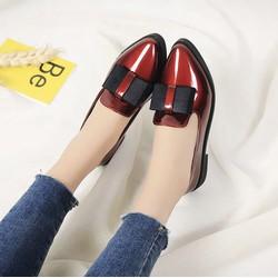Giày oxford nữ trẻ trung giá rẻ