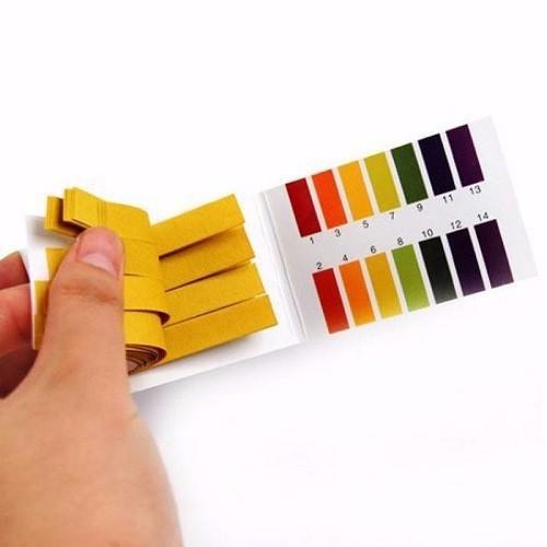 Giấy quỳ tím đo độ pH 1-14 1