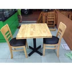 Chuyên cung cấp bàn ghế nhà hàng quán ăn giá rẻ