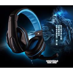 Tai nghe chuyên Game Ovann X2 Pro Gaming có đèn Led - Xanh Đen