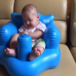 Ghế hơi tập ngồi cho bé - ghế hơi tập ngồi cho bé  4