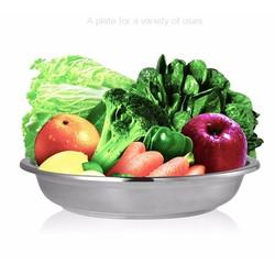 Mân - đĩa Inox cao cấp - Onlycook - 14cm