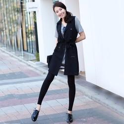 Quần legging chất cotton co giãn 4 chiều- xuất Hàn