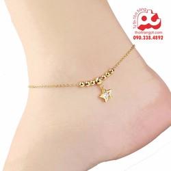 Lắc chân nữ |Lắc chân inox nữ | Lắc chân nữ inox cao cấp đẹp